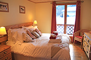 Coombs bedroom - has private facilities