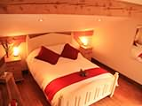 Master bedroom - double with ensuite facilities